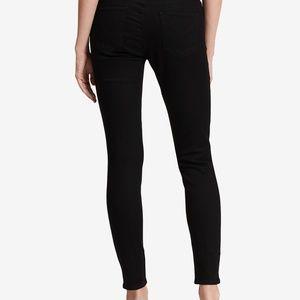 Calvin Klein Jeans - CALVIN KLEIN SKINNY BLACK JEANS JEGGINGS SIZE 6